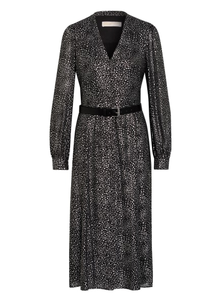 MICHAEL KORS Kleid KATE, Farbe: SCHWARZ/ SILBER (Bild 1)