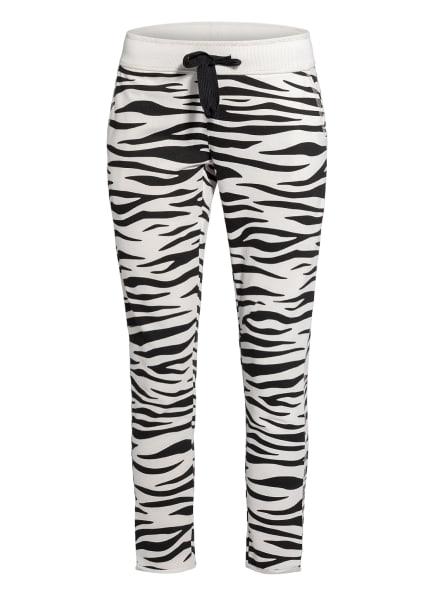 Juvia Sweatpants, Farbe: SCHWARZ/ WEISS (Bild 1)