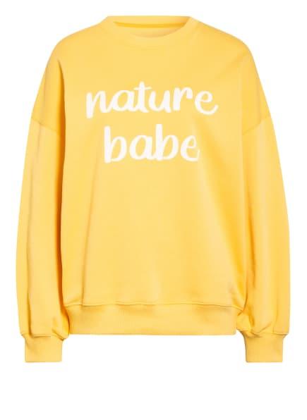 Juvia Sweatshirt, Farbe: 308 honey (Bild 1)