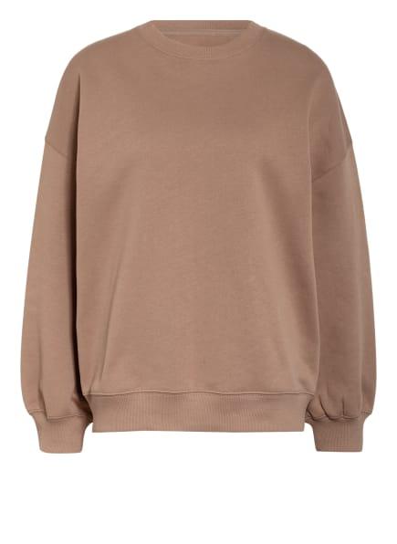 Juvia Sweatshirt, Farbe: HELLBRAUN (Bild 1)