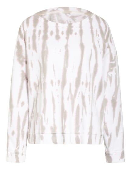 Juvia Sweatshirt, Farbe: WEISS/ ROSA/ GRAU (Bild 1)