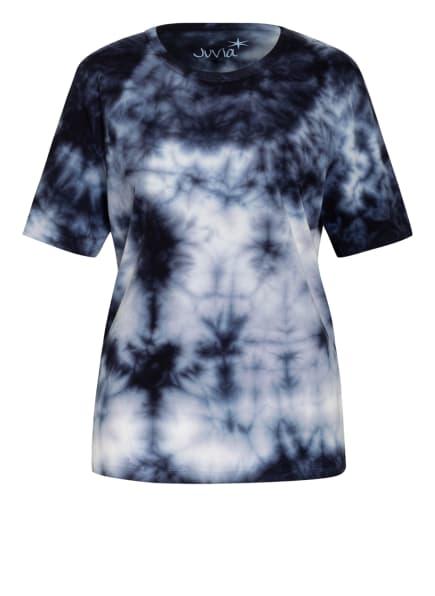 Juvia T-Shirt, Farbe: DUNKELBLAU/ WEISS (Bild 1)