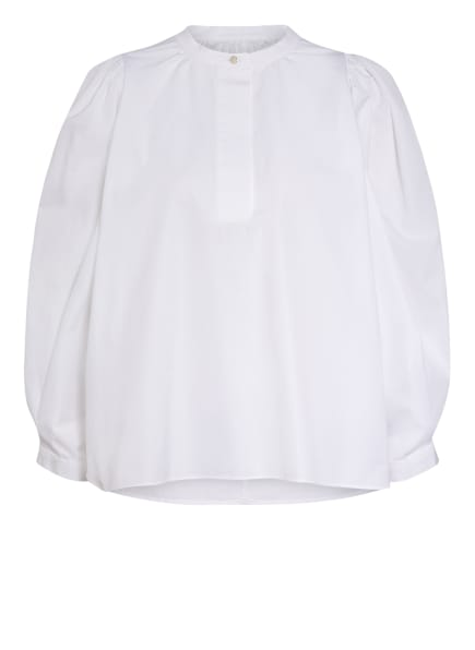 EVA MANN Blusenshirt HEDWIG, Farbe: WEISS (Bild 1)