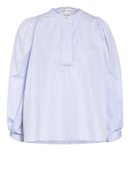 EVA MANN Blusenshirt HEDWIG, Farbe: HELLBLAU (Bild 1)