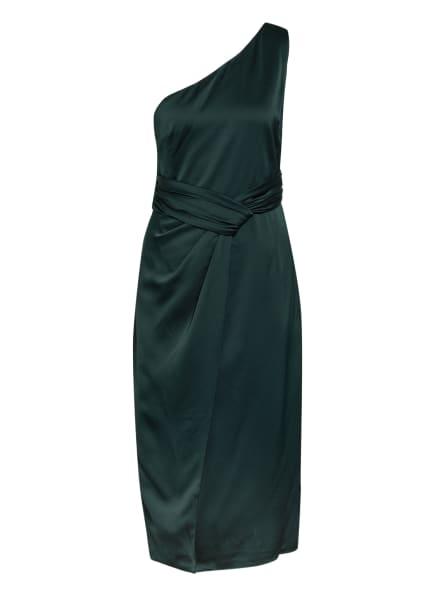 TED BAKER One-Shoulder-Kleid ZAARAA, Farbe: DUNKELGRÜN (Bild 1)
