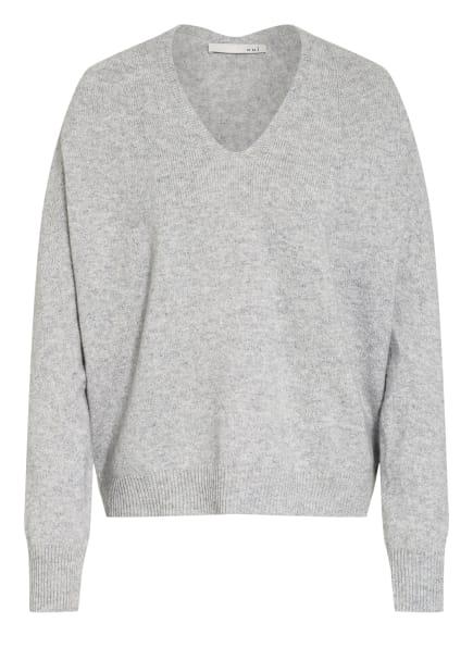 oui Pullover, Farbe: GRAU/ HELLGRAU (Bild 1)