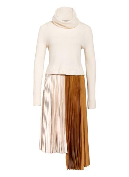 ALL SAINTS 2-in-1-Kleid JESSIE, Farbe: BEIGE/ DUNKELGELB (Bild 1)