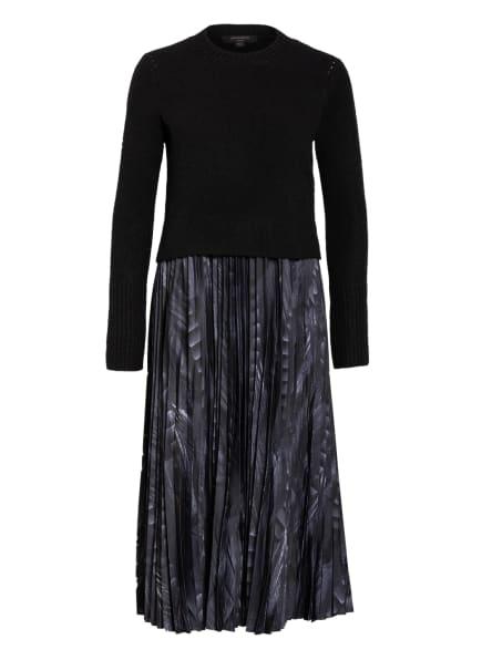 ALL SAINTS 2-in-1-Kleid LEOWA VIOLA  , Farbe: SCHWARZ (Bild 1)