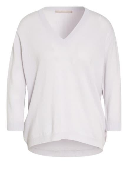 (THE MERCER) N.Y. Cashmere-Pullover mit 3/4-Arm, Farbe: HELLLILA (Bild 1)