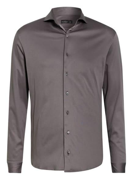 van Laack Jerseyhemd PER Tailor Fit, Farbe: GRAU (Bild 1)