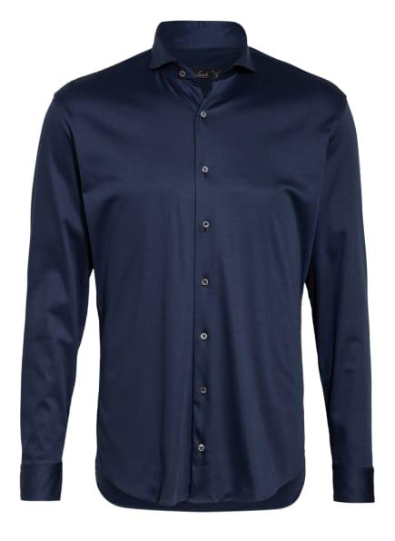 van Laack Jerseyhemd PER Tailor Fit, Farbe: BLAU (Bild 1)