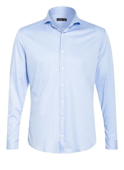 van Laack Jerseyhemd PER Slim Fit, Farbe: HELLBLAU/ WEISS (Bild 1)