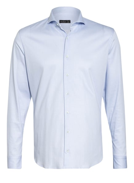 van Laack Jerseyhemd PER Tailor Fit, Farbe: HELLBLAU/ WEISS (Bild 1)