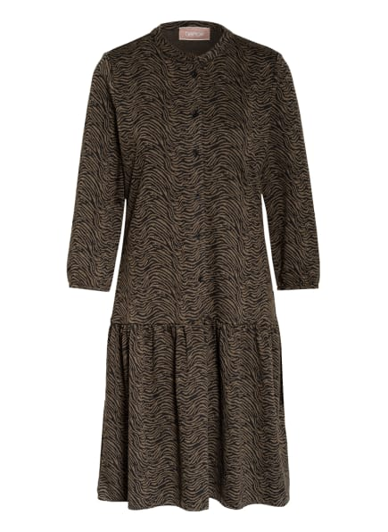 CARTOON Kleid, Farbe: KHAKI/ SCHWARZ (Bild 1)