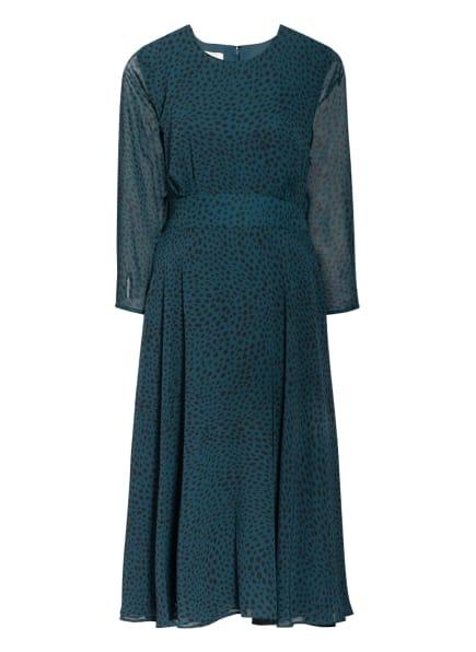 HOBBS Kleid MIMI mit 3/4-Arm , Farbe: DUNKELGRÜN/ SCHWARZ (Bild 1)