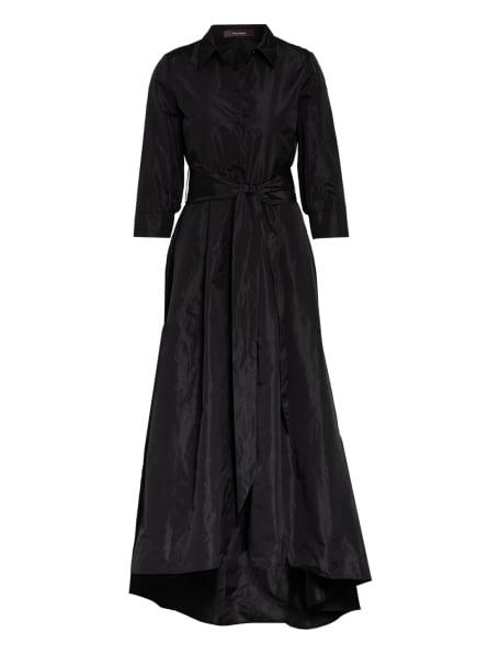 Vera Mont Hemdblusenkleid mit 3/4-Arm, Farbe: SCHWARZ (Bild 1)