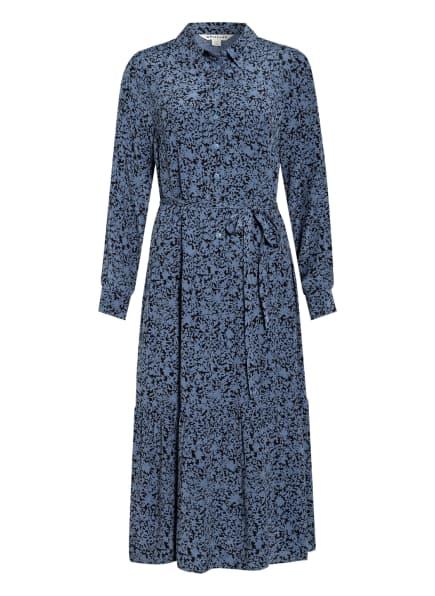 WHISTLES Kleid, Farbe: BLAU/ SCHWARZ (Bild 1)