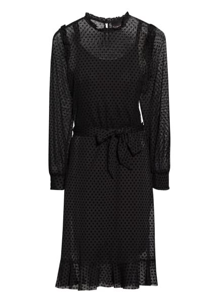 Phase Eight Kleid STAR FLOCK , Farbe: SCHWARZ (Bild 1)