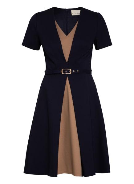Phase Eight Kleid ELLE , Farbe: DUNKELBLAU/ CAMEL (Bild 1)