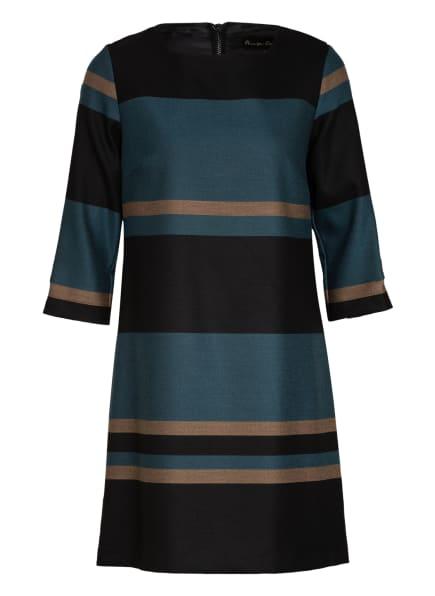 Phase Eight Kleid SOPHIE mit 3/4-Arm , Farbe: PETROL/ SCHWARZ/ CAMEL (Bild 1)