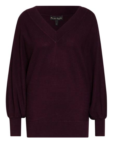 Phase Eight Pullover ARIA mit 3/4-Arm , Farbe: DUNKELLILA (Bild 1)