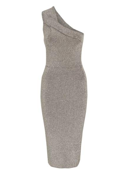 REISS One-Shoulder-Kleid LORDES, Farbe: SILBER (Bild 1)