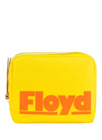 Floyd Kulturtasche , Farbe: GELB (Bild 1)