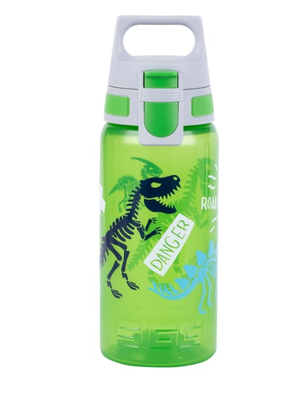 SIGG Trinkflasche VIVA ONE, Farbe: NEONGRÜN/ HELLGRAU (Bild 1)