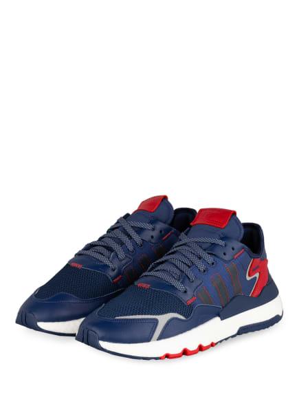 adidas Originals Sneaker NITE JOGGER, Farbe: BLAU (Bild 1)