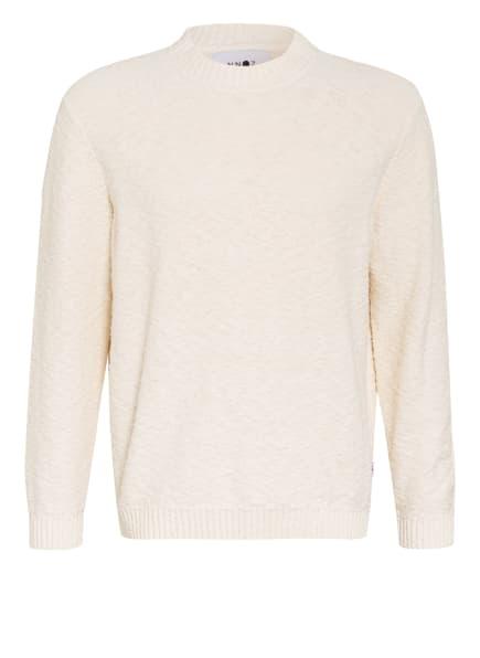 NN07 Pullover MICAH , Farbe: WEISS (Bild 1)