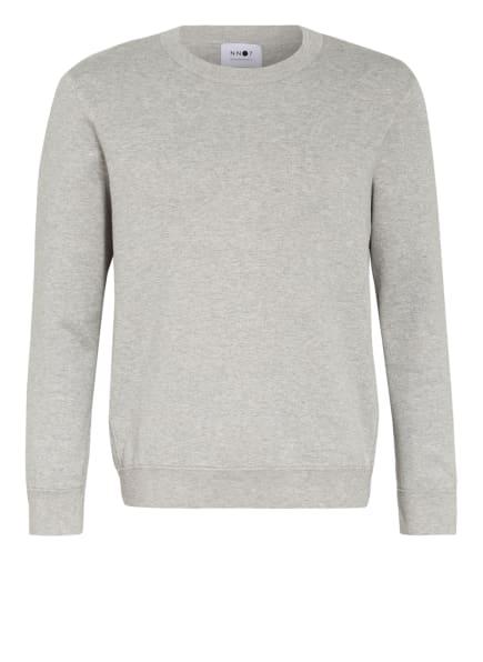 NN07 Sweatshirt LUIS , Farbe: HELLGRAU (Bild 1)