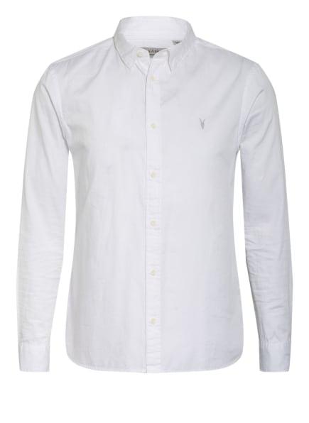 ALL SAINTS Hemd REDONDO Slim Fit, Farbe: WEISS (Bild 1)