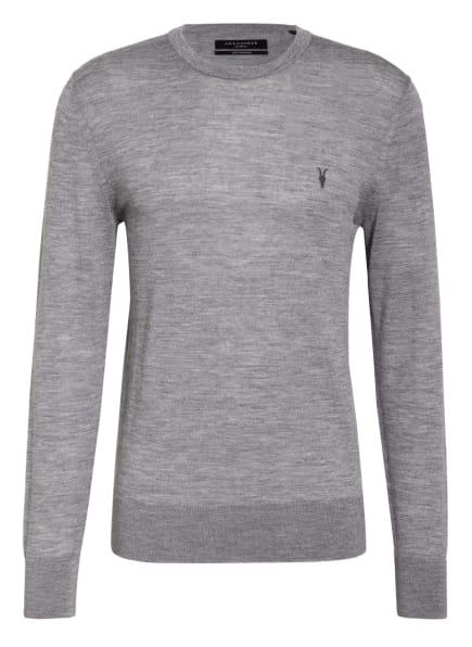 ALL SAINTS Pullover MODE, Farbe: GRAU/ HELLGRAU/ WEISS (Bild 1)