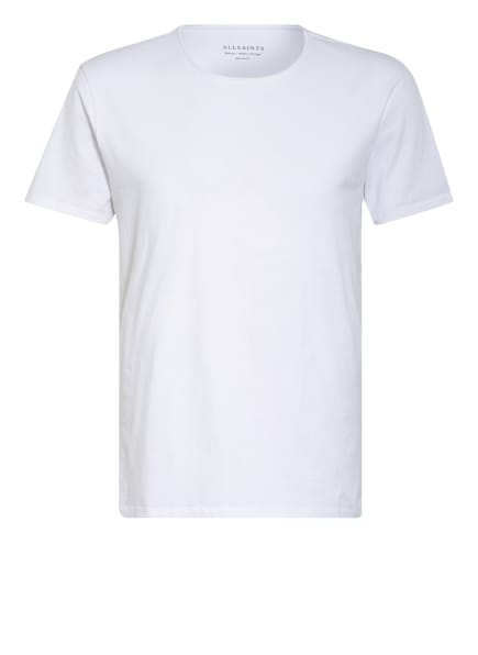 ALL SAINTS T-Shirt BODEGA, Farbe: WEISS (Bild 1)