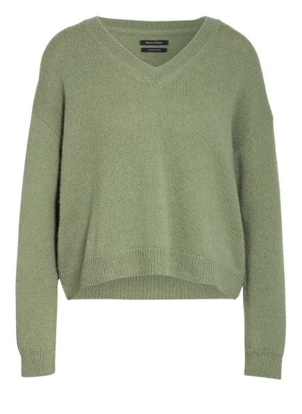 Marc O'Polo Alpaka-Pullover, Farbe: OLIV (Bild 1)