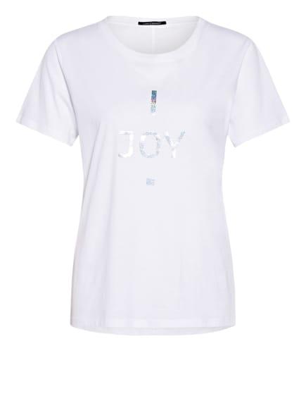 LUISA CERANO T-Shirt, Farbe: WEISS/ SILBER (Bild 1)