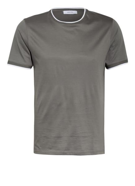 REISS T-Shirt FORD, Farbe: GRAU/ WEISS (Bild 1)