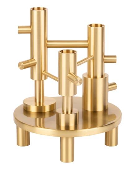 FRITZ HANSEN Kerzenhalter, Farbe: GOLD (Bild 1)
