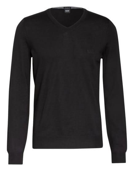 BOSS Pullover BARAM, Farbe: SCHWARZ (Bild 1)