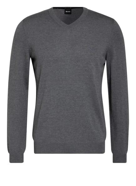 BOSS Pullover BARAM, Farbe: GRAU (Bild 1)
