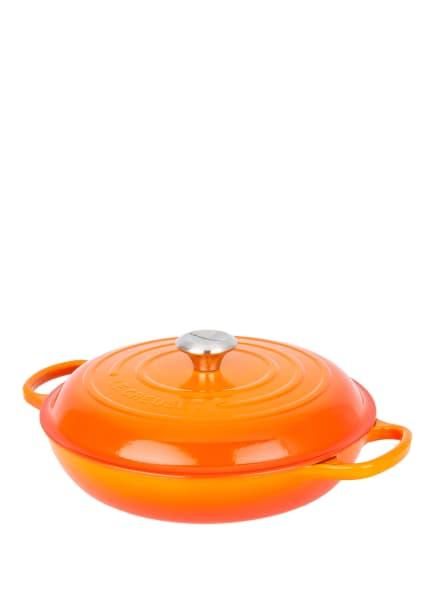 LE CREUSET Gourmet-Profitopf SIGNATURE , Farbe: ORANGE (Bild 1)