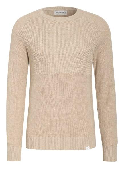 NOWADAYS Pullover, Farbe: CAMEL (Bild 1)