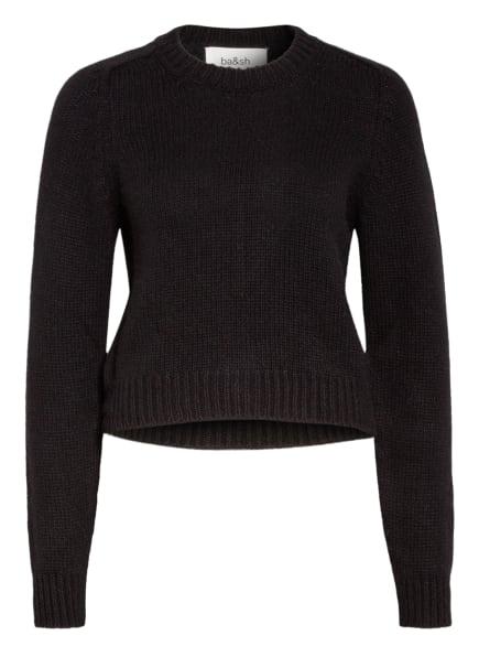 ba&sh Cashmere-Pullover COLE, Farbe: SCHWARZ (Bild 1)