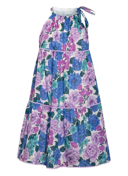 ZIMMERMANN Kleid, Farbe: HELLLILA/ BLAU/ TÜRKIS (Bild 1)