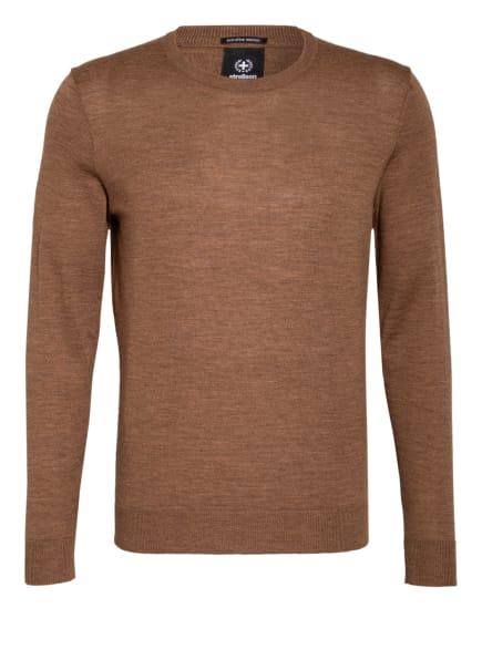 strellson Pullover MARTIN, Farbe: HELLBRAUN (Bild 1)