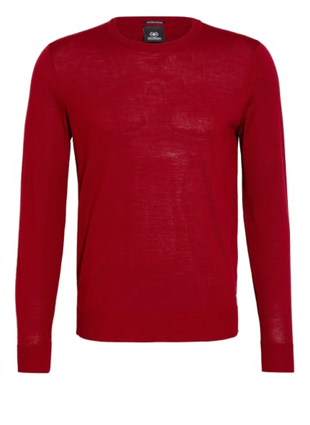 strellson Pullover MARTIN, Farbe: DUNKELROT (Bild 1)