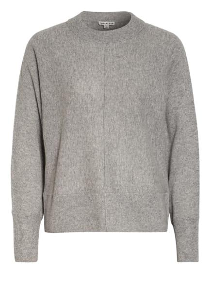 WHISTLES Cashmere-Pullover DOLMAN, Farbe: HELLGRAU (Bild 1)