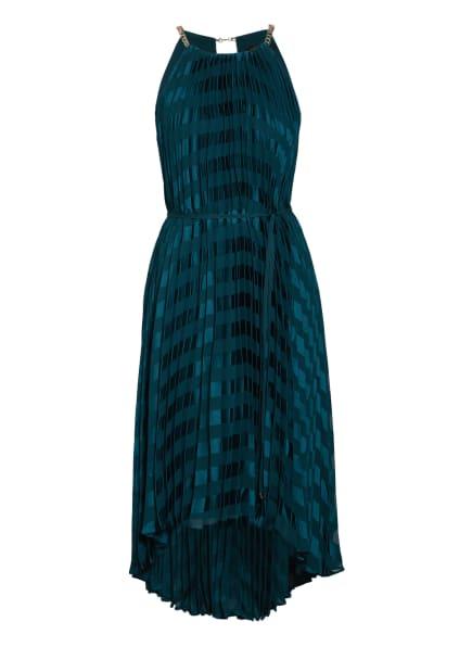 TED BAKER Plisseekleid SASSKI, Farbe: PETROL (Bild 1)
