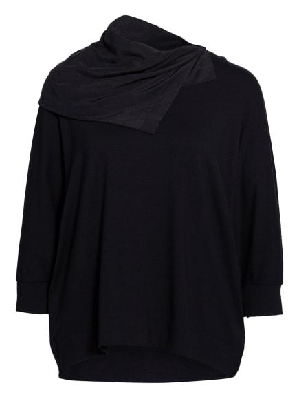 RIANI Jerseyshirt mit 3/4-Arm, Farbe: DUNKELBLAU (Bild 1)