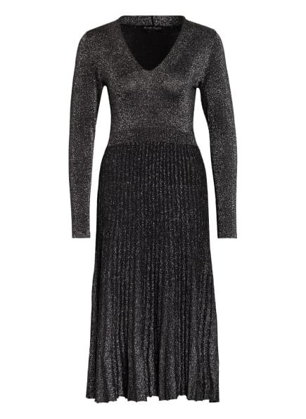 Phase Eight Kleid JESSAMINE mit Glitzergarn , Farbe: SCHWARZ/ SILBER (Bild 1)